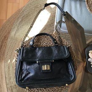Olivia Harris leather bag crossbody